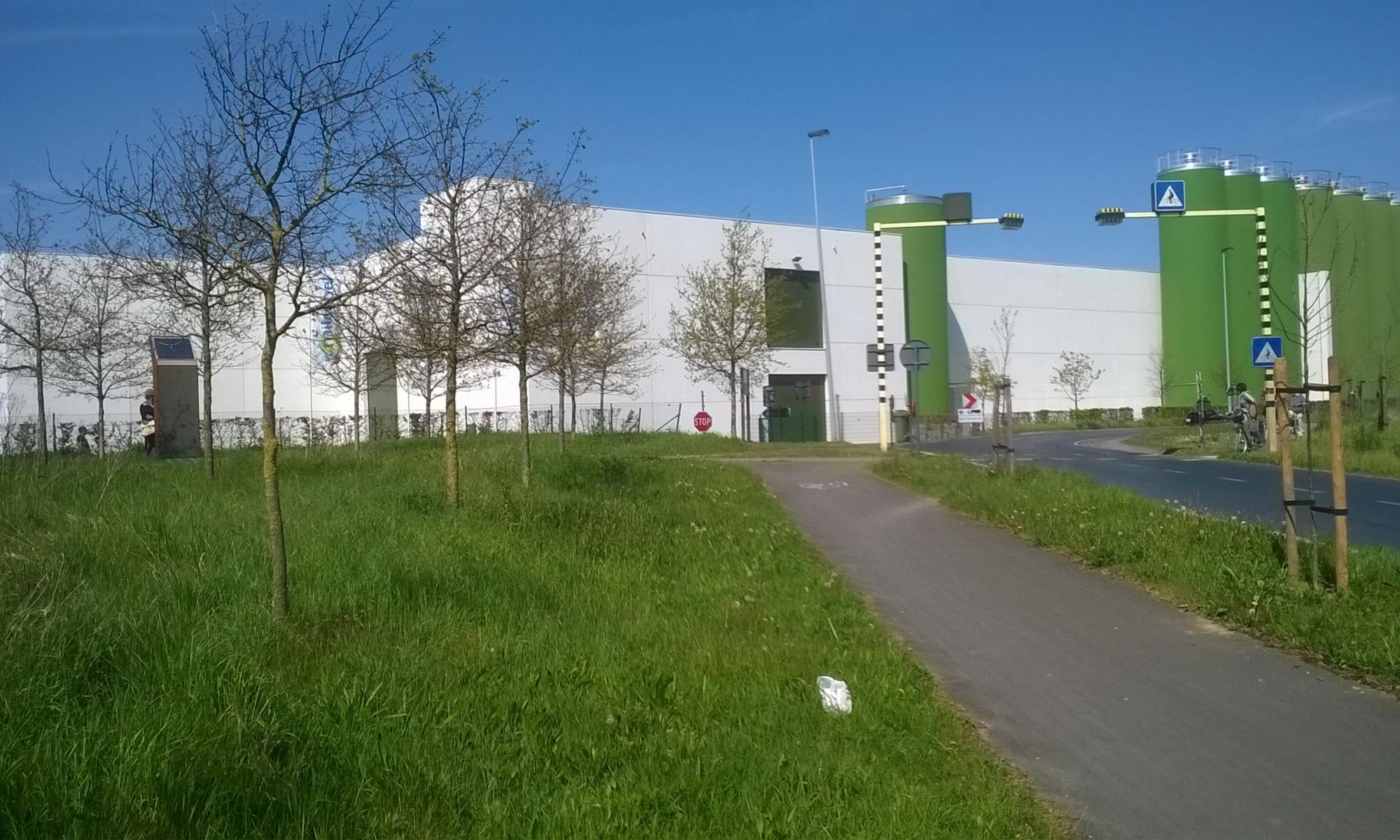 kaasfabriek